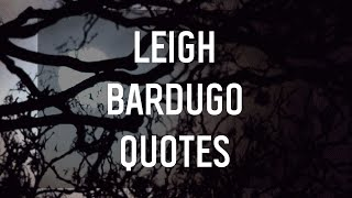 Best Quotes from Leigh Bardugo