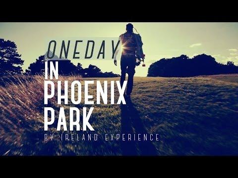 One day in Phoenix Park Dublin