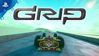 GRIP: Combat Racing - Introducing Carkour | PS4