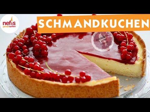 Schmandkuchen -  Pasta Tarifleri - Nefis Yemek Tarifleri