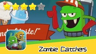 Zombie Catchers Day79 Walkthrough Let's hunt zombies ! Recommend index four stars