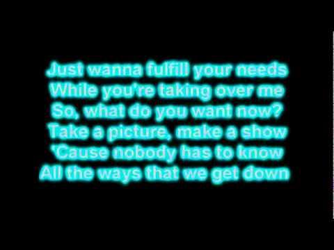 Take Over Control-Afrojack ft. Eva Simons+Lyrics
