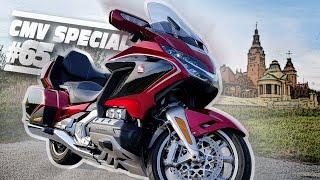 Szczecin, lotka, krzywy las i HONDA GOLD WING TOUR DCT GL1800DA  - CMV Special #65