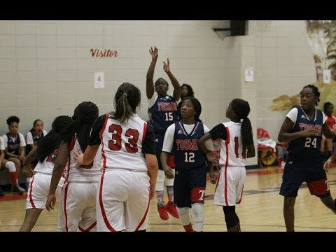 Toombs County Middle School Girls 39, Collins 31