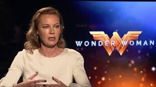 WONDER WOMAN - Connie Nielsen Interview