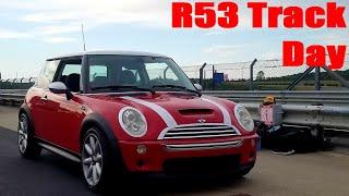 homepage tile video photo for R53 Mini Cooper S at Atlanta Motorsports Park (AMP)