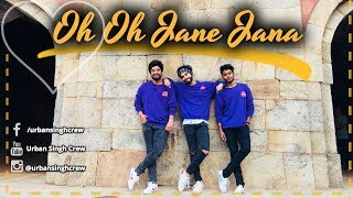 Oh Oh Jane Jaana | Unplugged | Dance Cover