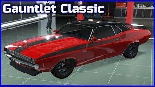 Winning & Customizing the Bravado Gauntlet Classic | GTA Online