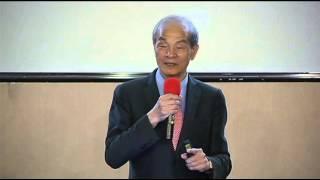 台灣傳統基金會2014維護基本人性系列講座---黃石城先生主講:論領導者的品格