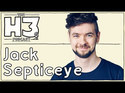 H3 Podcast #78 – Jacksepticeye