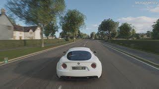 Forza Horizon 4 - 2007 Alfa Romeo 8C Competizione Forza Edition Gameplay