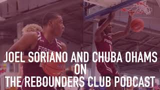 Fordham Rebounder's Club With Chuba Ohams and Joel Soriano