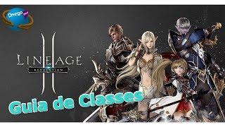 Lineage 2 Revolution - Guia de Classes Completo!!! Omega Play