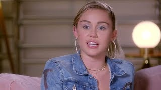 Miley Cyrus Reveals She
