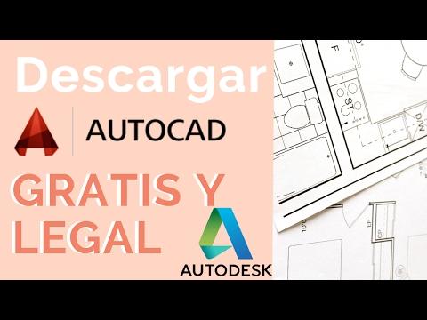 Como Instalar AutoCad Gratis Y Legal - Autodesk - Lejarevalo