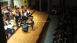 Mariel Ilusorio Beethoven Piano Concerto No 5 Emperor in Eb Major Op.73 - Allegrolive