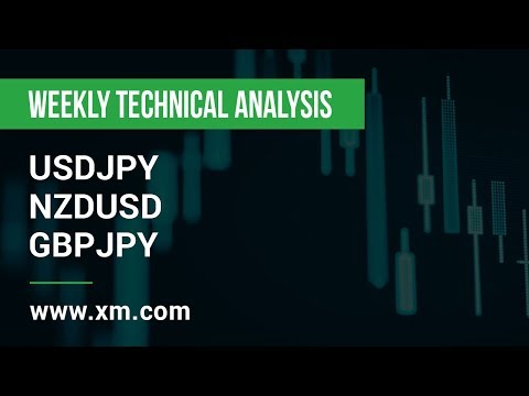 Weekly Technical Analysis: 26/03/2019 - USDJPY, NZDUSD, GBPJPY