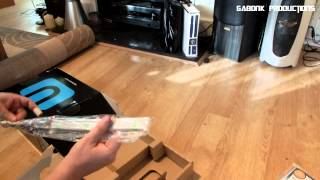Nintendo Wii U Unboxing (32GB Black Premium Pack With Zombie U)