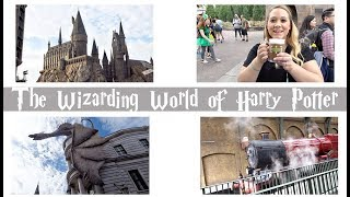 Video THE WIZARDING WORLD OF HARRY POTTER!!! download MP3, 3GP, MP4, WEBM, AVI, FLV Juli 2018