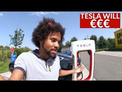 Supercharger Blockiergebühr...Tesla Fordert Geld Von Mir