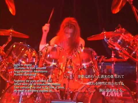 HD*Subbed X JAPAN  RUSTY NAIL  WHITE NIGHT