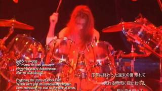 (HD*Subbed) X JAPAN - RUSTY NAIL / WHITE NIGHT