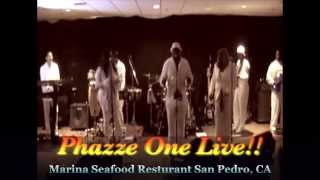 Phazze One Live! at The Marina Seafood Restaurant -  Aug 9 2014