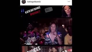 "Did Katie Got Bandz diss Queen Key on her ""Who Run it"" Remix???"