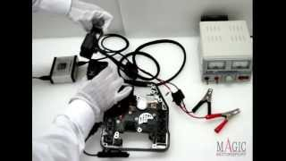 VAG DSG controller cloning and flash counter reset - using MAGPro2 X17 tool