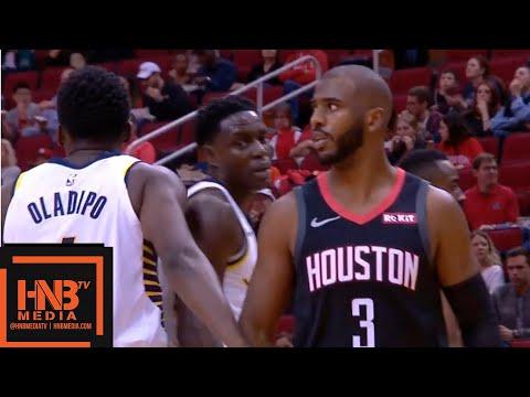 Houston Rockets vs Indiana Pacers 1st Qtr Highlights | 11.11.2018, NBA Season