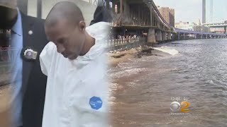 Father  In NYPD Custody In Case Of Dead Baby Found Near River