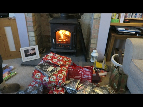 CHRISTMAS DAY AT THE HARRIS'S | Vlog 2016 [25-26/12/2016]