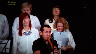 Прославление 22-01-2017 Церковь Христа Краснодар(Христианские проповеди, прославление и другое христианское видео., 2017-01-24T10:48:09.000Z)