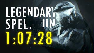 [WR] Halo: CE in 1:07:28 - Legendary Speedrun