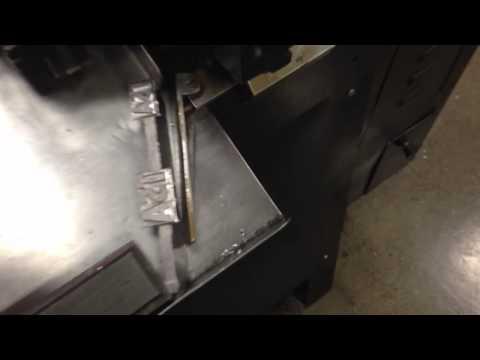Ludlow hot metal type