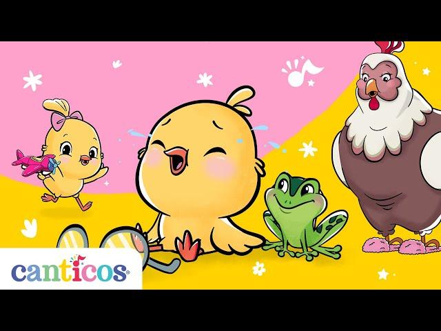Canticos   OOPSIE! Canciones infantiles para alegrar un mal dia   en inglés y Español