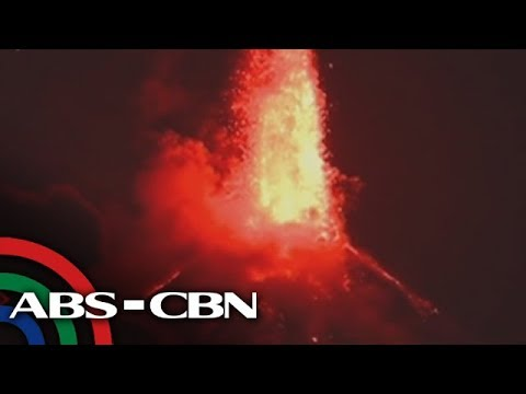 Red Alert: Mayon Volcano Eruption