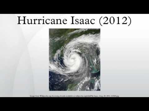 Hurricane Isaac (2012)