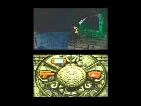 Tomb Raider Legend Nintendo Ds Gameplay 2 Youtube