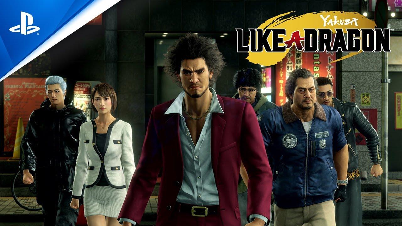 Обзор Yakuza: Like a Dragon. Почему вам стоит попробовать типично японскую игру?
