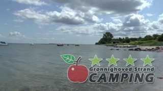 Grønninghoved Strand Camping 2015