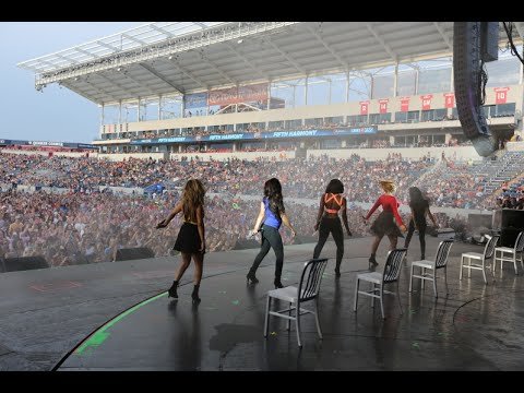 Fifth Harmony - B96 Pepsi SummerBash - FULL Performance - TOYOTA PARK