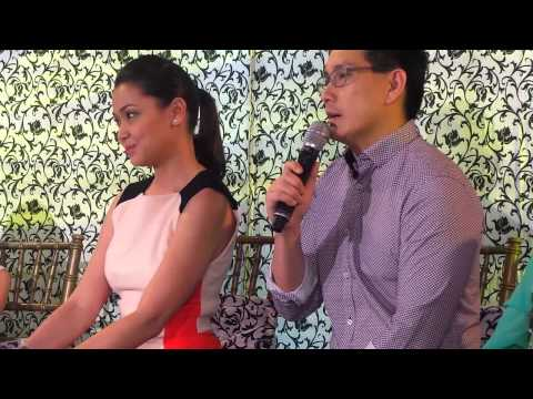 """Be Careful With My Heart """"Happily Ever After"""" presscon"""