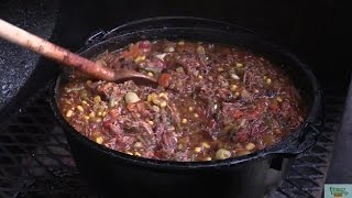 How To Make Burgoo -- Tex-Mex Burgoo Recipe