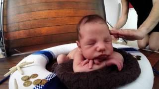 Sesja zdjęciowa noworodka – Rzeszów video