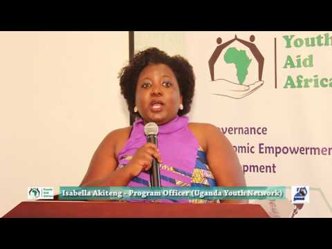 Youth Aid Africa - UYONET Dialogue on Youth and Citizenship