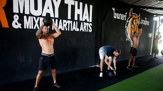 Combat Conditioning: Strength and Conditioning for Combat Sports