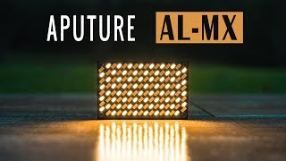 Test Aputure AL-MX - Mini Torche LED ultra COMPACT