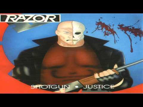Razor - Shotgun Justice (Full Album) [1990]
