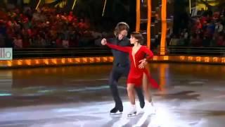 Шоу Ледниковый период 2013  10 й выпуск  Юлия Зимина и Пeтр Чернышев